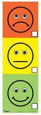 Traffic Light Chart Behaviour Traffic Light Chart Children Behaviour Emotion Feelings