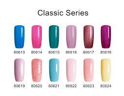 Bluesky Beauty Color Chart Uv Builder Nail Art Paint Design Gel Polish Buy Bluesky Gel Polish Uv Builder Gel Nail Art Design Polish Product On