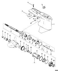 Mercury Outboard Throttle Control Box