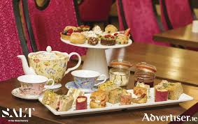 treat your mum to afternoon tea at salt the glass factory galway advertiser