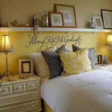 Bedroom Decor Ideas Yellow