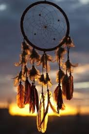 Nice Dream Catchers My first attempt at making a cresent moon dream catcher I couldn 2