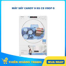 Shop bán Máy sấy Candy 9 kg CS V9DF-S