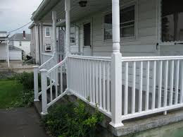 front porch railings and columns