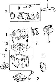 parts com® mazda b3000 engine parts oem parts diagrams 2001 mazda b3000 ds v6 3 0 liter flex engine parts