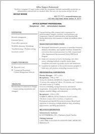 Professional Resume Templates Free Download Administrative Resume Template Download Therpgmovie 70