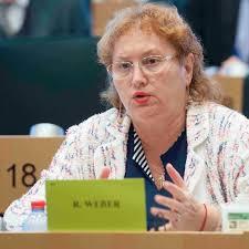 Renate Weber, noul Avocat al Poporului. Fostul europarlamentar a fost  propus de ALDE - Alba24