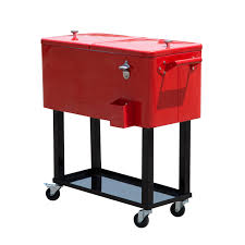 patio coolers with stands cedar cooler box patio cooler cart