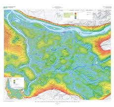 Estimated Depth To Ground Water And Configuration Of The
