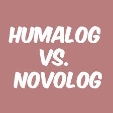 Insulin Sliding Scale Chart For Novolog Humalog Vs Novolog Whats The Difference