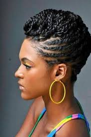 Twist Hair Style Best 25 Natural Twist Hairstyles Ideas Natural 8259 by stevesalt.us