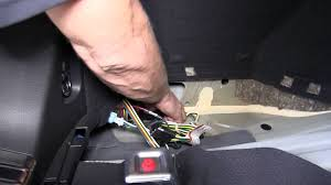 installation of a trailer wiring harness on a 2012 honda accord installation of a trailer wiring harness on a 2012 honda accord etrailer com
