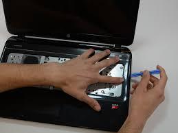 <b>HP Pavilion Sleekbook</b> 15-b142dx Hard Drive Replacement - iFixit ...