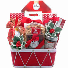 best holiday gift baskets a canadian
