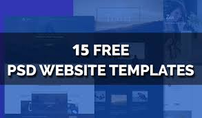 Free Psd Website Templates Amazing 28 High Quality Free PSD Website Templates Grafreez