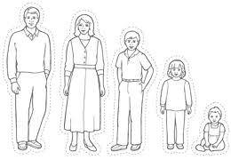 Small Picture Behold Your Little Ones Nursery Manual Lesson 13 My Family Can
