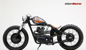 1971 triumph t100 bobber for sale sold bikermetric