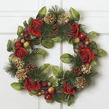 src :https://www.designswan.com/archives/20-beautiful-christmas-wreath- decorating-ideas.html
