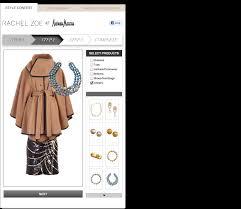 Fashion Designer Facebook App Neiman Marcus Rachel Zoe Facebook Competition App