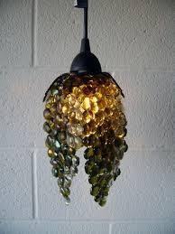 zoom in 13 woven glass pendant light