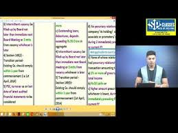 Videos Matching Revision Of Ca Final Law Part 5 For May