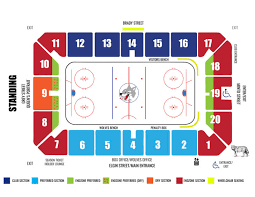 Colts Seating Chart Seating Map Sudbury Wolves