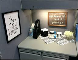 decorating my office. Office Cubicle Ideas Decor Embracing Positive Decorating My
