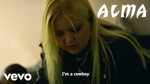 ALMA - <b>Cowboy</b> (Lyric video)