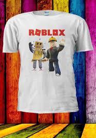 Online Roblox Shirt Maker Details Zu Roblox Builderman Box Robot Online Game Men Women Unisex T Shirt 902 Funny Unisex Casual Tee Gift T Shirt Designer Graphic T Shirts From