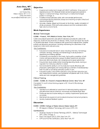 Medical Laboratory Technician Resume Sample Examples Dental Lab