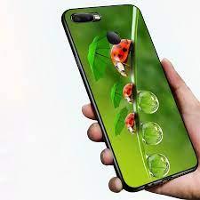 Ốp điện thoại dành cho máy Oppo F9 - Gia đình bọ rùa MS ABKDAT002
