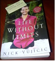 reading list life out limits nick vujicic sabrinacarvalho advertisements