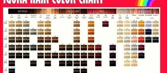Igora Royal Hair Color Chart Lajoshrich Com