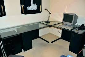 full size of computer desks for small spaces uk desk singapore black glass l shaped