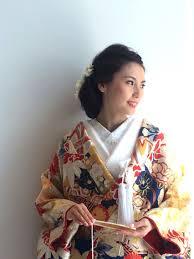 色打掛 洋髪 Kimono Hair Japanese2019 和装 ヘアスタイル和装