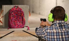 Bulletproof <b>backpacks</b> have become another back-to-<b>school</b> staple
