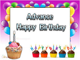 download birthday greeting advance happy birthday greetings free download id 2275