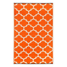 plastic outdoor rugs uk. fab hab tangier outdoor rug in carrot \u0026 white plastic outdoor rugs uk