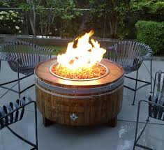 natural gas fire pit table round propane fire pit table concrete fire pit fire rings for