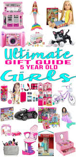 BEST Gifts 5 Year Old Girls! Top gift ideas that yr old girls will love! Find presents \u0026 suggestions for a 5th birthday, Christmas or just Girls Want | Gift Guides Pinterest