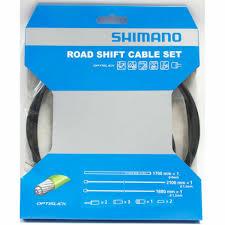 Shimano Optislick Sp41 Road <b>Shift</b> Cable Set Gear Y60198010 ...