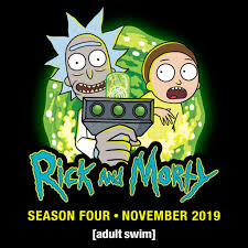 Rick And Morty Light Up Poster Rick And Morty Season 4 Release Date Revealed By Adult Swim