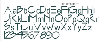 Gimp Chat A Pretty Cool Looking Free Font