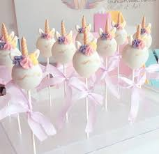 Unicorn Cake Pops Picture Of Unicorn Vibes Sweets Dubai Tripadvisor