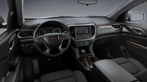 2015 gmc acadia interior. 2018 gmc acadia in jet black premium cloth interior h1t 2015 gmc