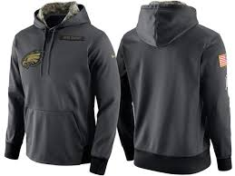 Salute Hoodie Anthracite To Service Bears