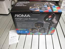 noma starlight laser projector 3 color brand new w warranty outdoor lighting markham york region kijiji