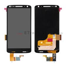 motorola x force. for motorola moto x force xt1581 lcd screen and digitizer assembly replacement - black without any logo grade s+ anchor r