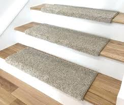 ca beige carpet stair tread with adhesive padding wide treads non slip almond deep removing stair treads replace carpet