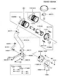 kawasaki fhv parts list and diagram as com